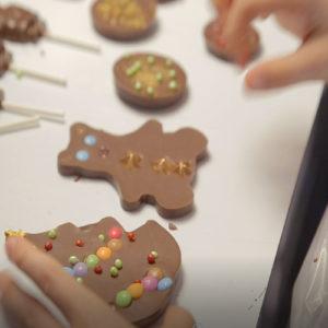 atelier cuisine chocolat pour enfant à rennes