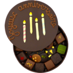 coffret anniversaire chocolat rennes dinan