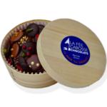 coffret bois écologique chocolats façon mendiants